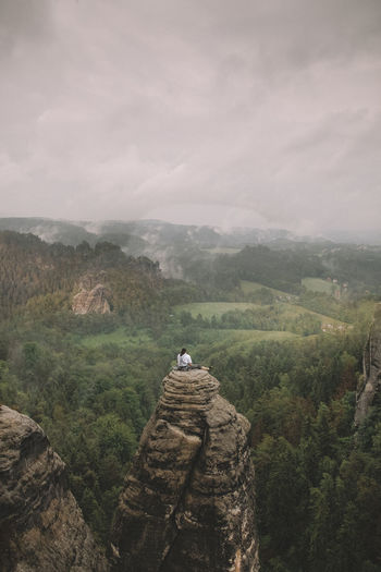 I just got back from a month long adventure trough Eastern Europe! this was at the Bastei bridge in Germany! I will post some more pictures of this trip soon! how is everyone doing? Rock Climbing Rock Climber Mountains Mountain Germany Sitting Dangerous Danger Fog Sunrise One Person Green Sun Sport Tourism Adrenaline Adventure Clouds Thinking Forrest Tree Irrigation Equipment Tea Crop Rural Scene Agriculture Cereal Plant Terraced Field Field Hill Sky The Traveler - 2019 EyeEm Awards The Great Outdoors - 2019 EyeEm Awards My Best Photo The Creative - 2019 EyeEm Awards