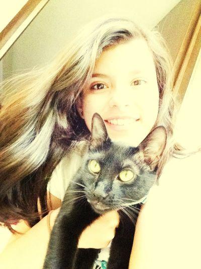 My little kitten! ?