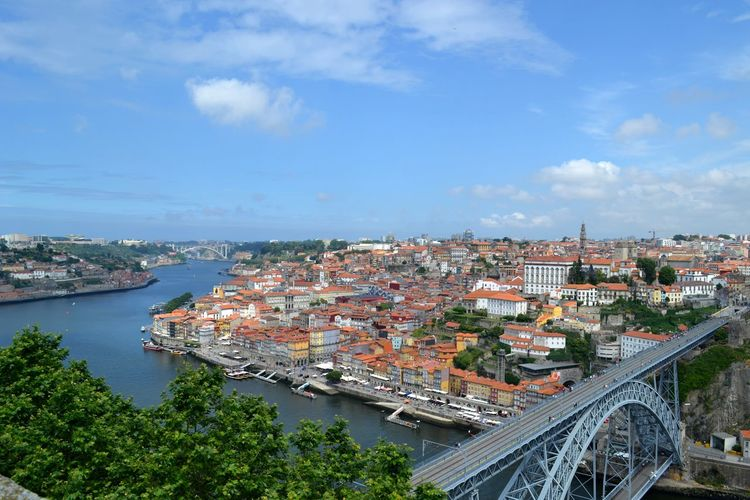my city Porto