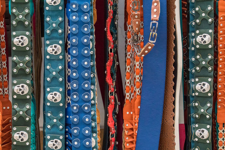 Fashion Leather Lifestyle Sale Staking Backgrounds Belt  Business Choice Close-up Clothing Colorful Consumerism Day Fashion For Sale Full Frame Girdle In A Row Indoors  Large Group Of Objects Leather Craft Lifestyles Market Merchandise Multi Colored No People Pattern Retail  Retail  Shop Store Textile Textile Industry Variation Waistbelt