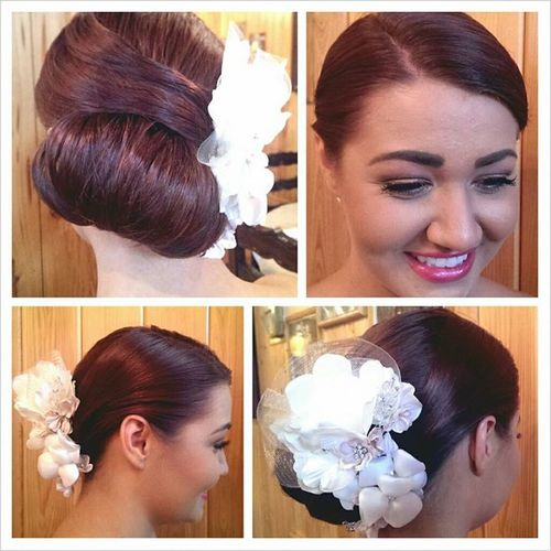 Some of my work The Bride Hair Wedding Hair