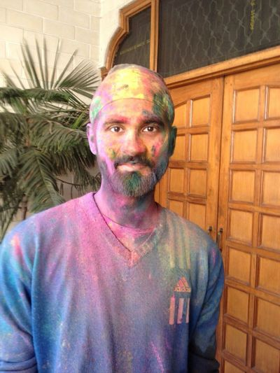Holi....the festival of colors