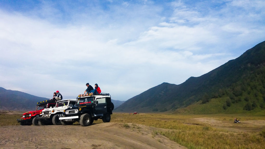 The Journey Is The Destination Mountain Bromo Mountain Bromo Mountain Indonesia On The Way EyeEm People Eyeemmarket Photography Photoshoot Photograph EyeEm Gallery Jip View Travel Travel Photography Travel Destinations Traveling Nature People Together The Week On EyeEm Go Higher