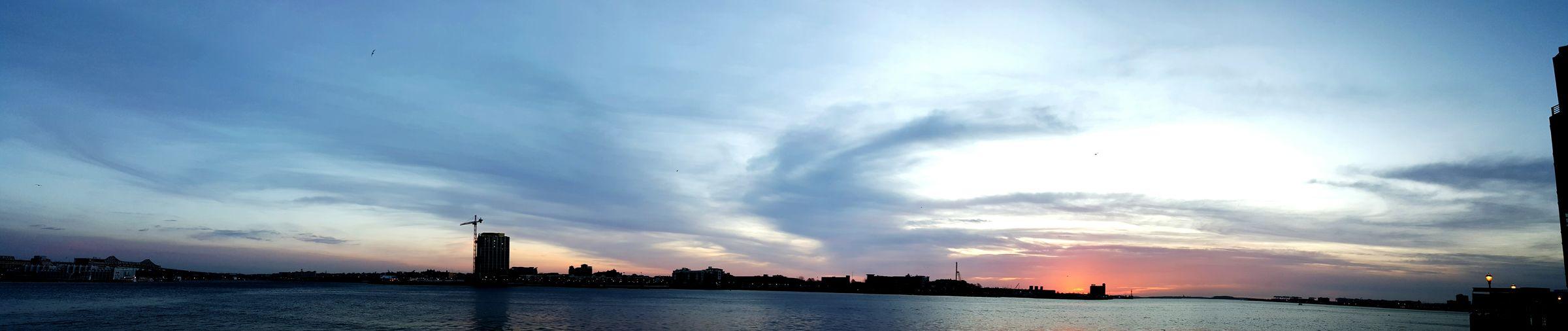 Boston Wakeupcall Good Morning! Sunrise Happy Feelthejoy