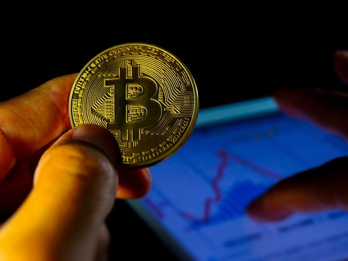 adrenaline high Exchange Stock RISK Security Cyber Crime Cryptocurrency Investment Bitcoin Human Hand Hand Human Body Part Holding Close-up Indoors  One Person Human Finger Finance Economy Wealth Business