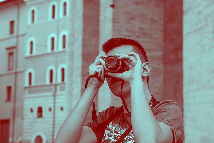 Giulio Tozzi Photography Reflex Vatican Friends Mara Rome Italy