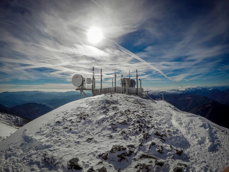 Alps Beauty In Nature Cloud - Sky Clouds Landscape Mountain Mountain View Nature Outdoors Schneeberg Skyline Snow Snowcapped Mountain Summit First Eyeem Photo