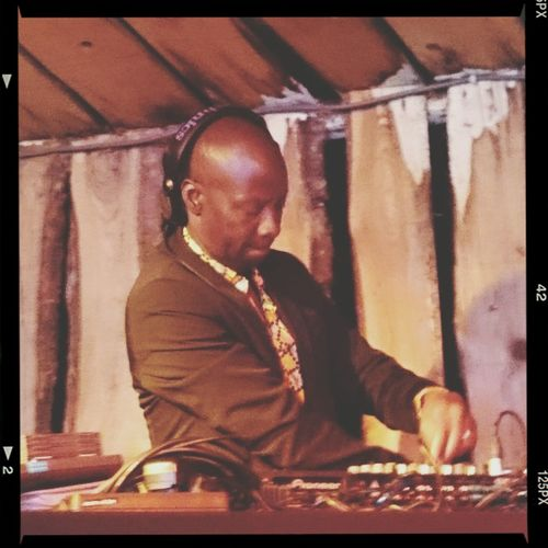 Salsa DJ's Cisko from belgica