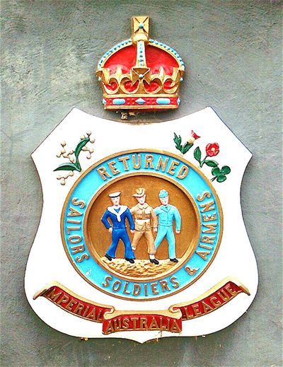Crown Crests And Shields Shields And Crests Text&symbols Crests MilitaryBadges WallPlaques Australian Check This Out Human Representation Taking Photos ImperialLeagueAustralia Imperial League Australia Returned Sailors Soldiers & Airmens RSL Memorials RSLmemorial RSLmemorials Plaque Emblem  Wall Plaque Australia Badges War Badge Badge Of Honour RSL Memorial Rsl Adelaide, South Australia Adelaide Adelaide S.A.