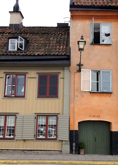 Houses MADE IN SWEDEN Architecture Architectural Detail Urban Geometry