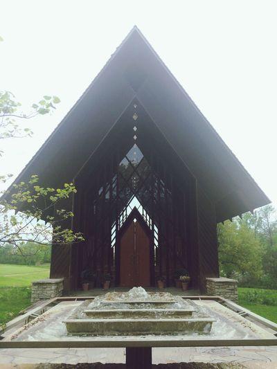 Powell chapel by Fay Jones. The Architect - 2015 EyeEm Awards Popular Photos