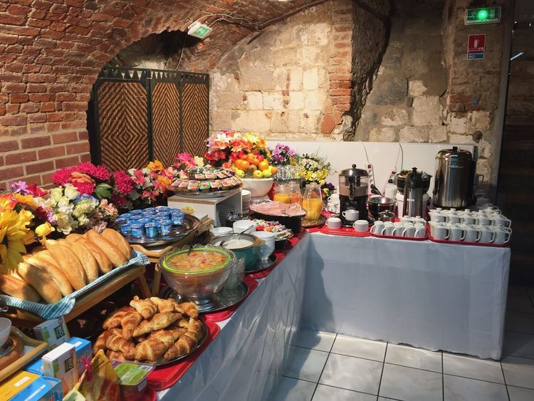 Arras Breakfast Buffet Croissant Food France French Indoors  Petite Déjeuner