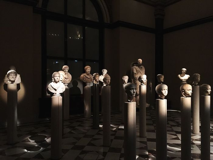 EyeEm Selects Human Representation Sculpture Indoors  Statue No People Museum Vienna Kunsthistorisches Museum Faces