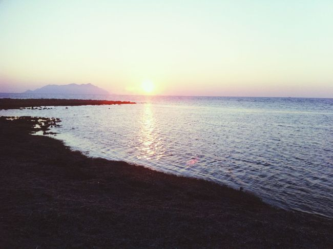 Sunset Favignana Favignana's Sea First Eyeem Photo