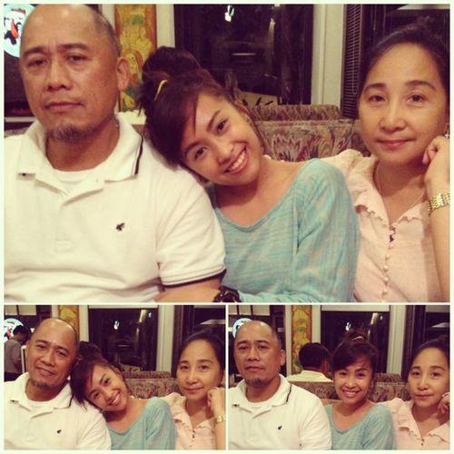 Mama and Papa! Happy Family ;) <3