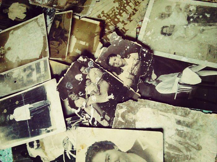 Vintage Regards Family Photo
