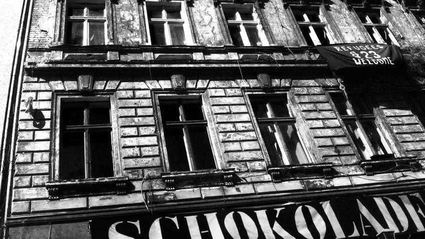 Berlin SNAPSHOTS My Fuckin Berlin Schokoladen Blackandwhitephotography Berlin Mitte