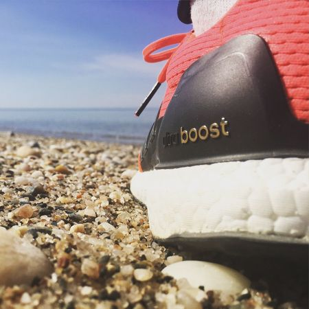 Boost Adidas Ultraboost Sneakers Shoes Beach Sand Ocean View