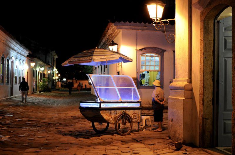 Brazil Lantern