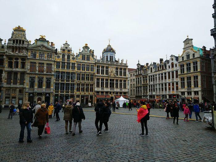 Travel Destinations Built Structure Architecture Building Exterior Outdoors Belgium Bélgica Brussel.les Bruxelles City