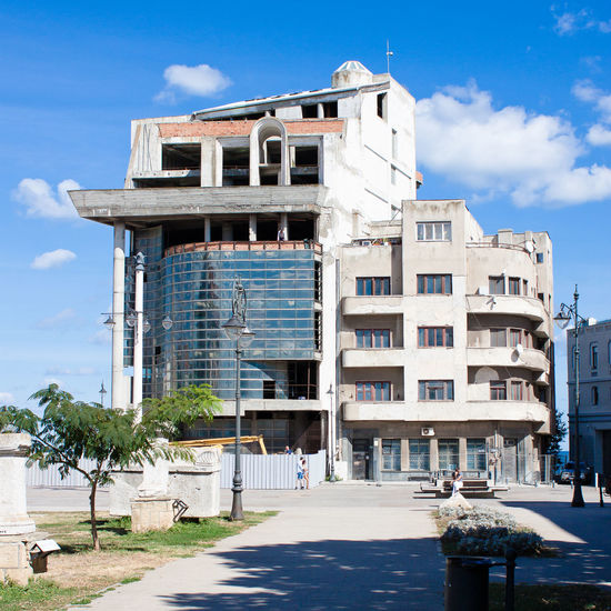 demolished house Constantia Constanța -România Demolished Structure Romania Architecture Building Building Exterior Built Structure City Cloud - Sky Day Demolished Demolished Building Footpath Incidental People Nature Outdoors Plant Residential District Road Ruin Sky Street Transportation Tree