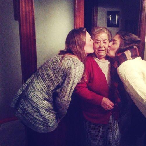 My Happy Grandma