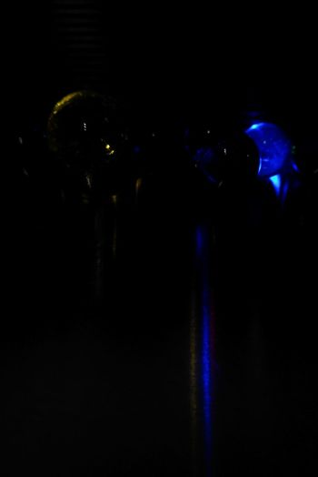 Abstract Arranged Objects Artistic Artistic Photography Black Background Blue Crystals Dark Eyemphotography Fictional Character Illuminated LEDLights Multi Colored No People Reflections Science Fiction, Future, Silhouette Sphere StillLifePhotography Studio Photography