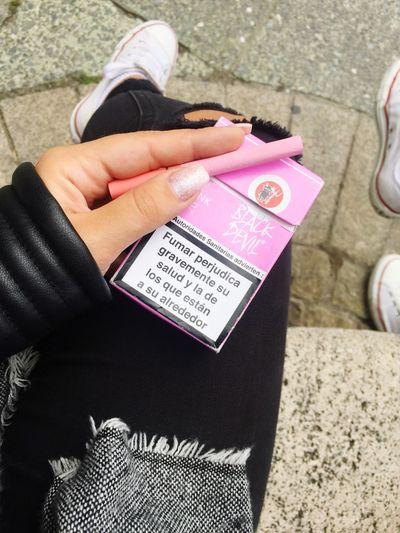 fumar perjudica🚬