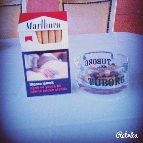 Sigaramı Terfi Ettim  ;)