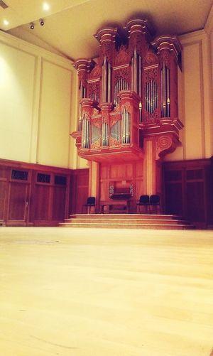 Beauty Chapel Organ Music Enjoying Life
