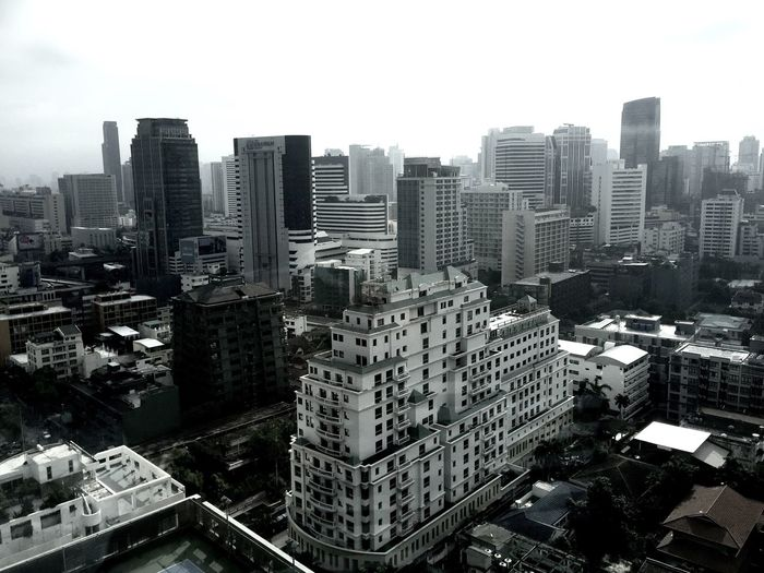 Urbanphotography Urban Landscape Cityscapes City View  View Thailand Bangkok City IPhoneography