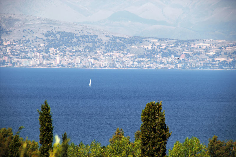 Photo taken in Kassiópi, Greece