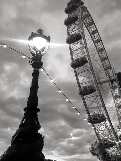 View of the Eye