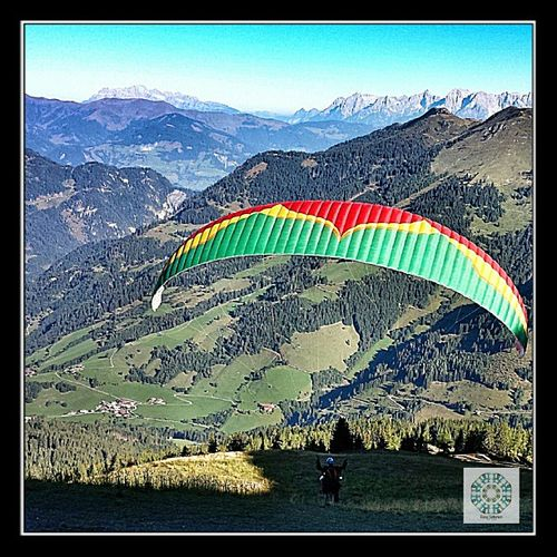 Paragliding Austria Grossarl Salzburg kreuzkogel dorfgastein holiday travel mountains hills wood sky cloud color webstagram instagram instapic statigram pictureoftheday picoftheday photooftheday bestoftheday photography summer 2013 travelphoto travelers traveltheworld