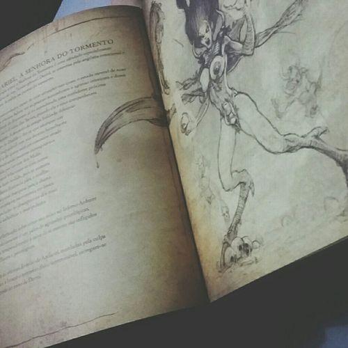 Ossesssione, leggere / Obsession, read ?? Leggere Libro Diablo3 Readbooks ♡