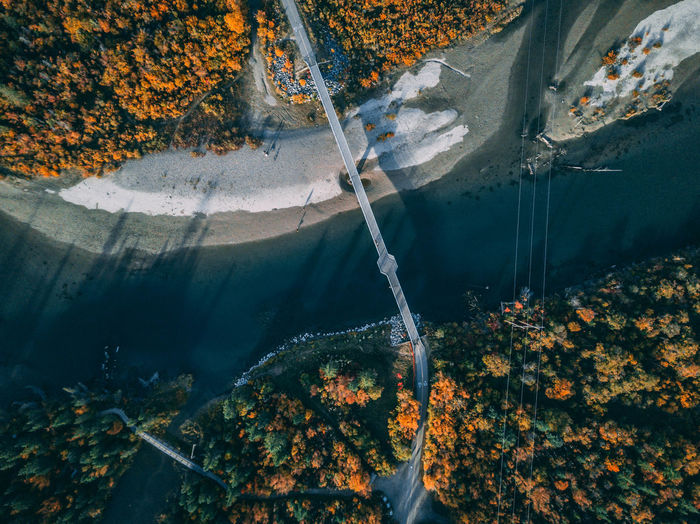 Aerial Shot Autumn Autumn Colors Autumn Leaves Drone  Fall Beauty Fall Colors Natural Beauty Nature Nature Photography Tranquility Trees Aerial Landscape Aerial Photography Aerial View Autumn🍁🍁🍁 Beauty In Nature Calgary Canada Fall Landscape Outdoors River Seasons