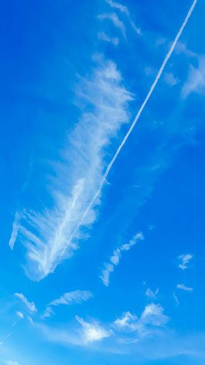 sky blue Vapor