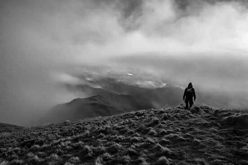 Mt.pulag EyeEm Gallery Eyeem Philippines Blackandwhite Eye4photography  EyeEm Best Shots Edge Of The World Travel Photography
