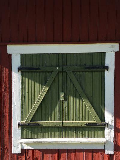 Door Closed Architecture Entrance Green Color No People Vintage Old Window Windows Window View Window Frame Windows And Doors Windowporn