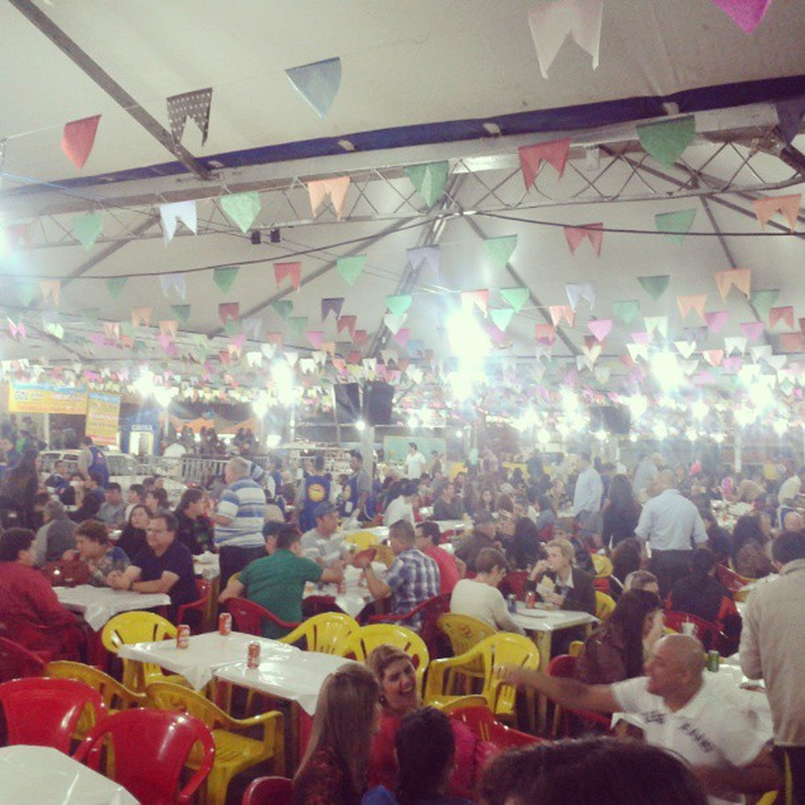 large group of people, crowd, illuminated, celebration, person, lifestyles, men, leisure activity, lighting equipment, indoors, multi colored, market, variation, retail, enjoyment, decoration, traditional festival, event, abundance