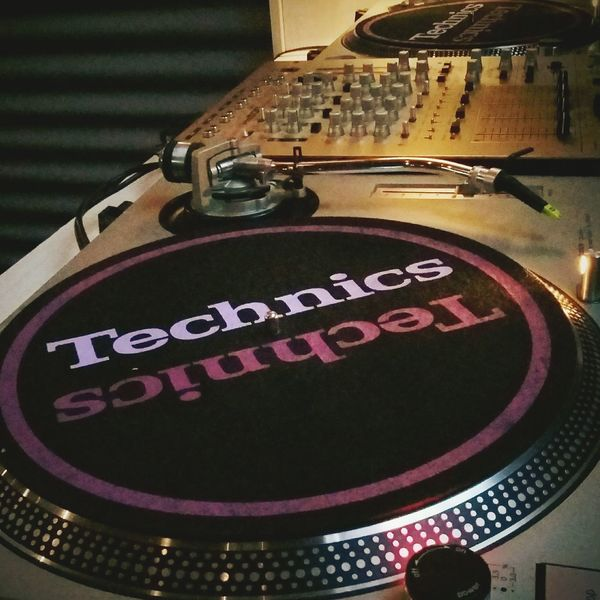 Technics1210 Technics Technics 1200 Technics SL-1200MK2 Music Technology Arts Culture And Entertainment Close-up Record Dj Audio Equipment Sound Recording Equipment