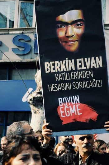 Berkin Elvan was 14. He killed by tear gas shell by the polis. He was in coma for 269 days. We lost him yesterday at the age of 15... Occupy Taksim! BerkinElvanÖlümsüzdür Streetphotography Urban