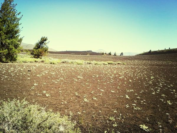 The Middle Of Nowhere Beautiful Idaho Volcano Crater Craters Of The Moon Idaho