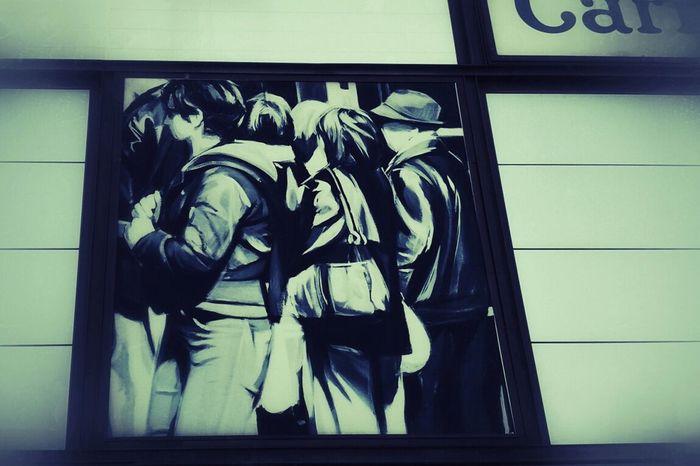 EyeEm Gallery Painting Grunge Distortion Desenfocado
