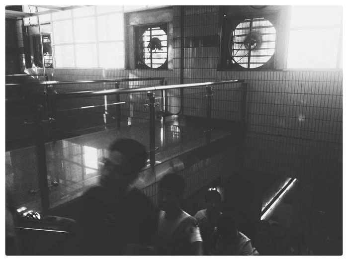 Blackandwhite Rush Hour Crowds Stair Urbanexplorer Light And Shadow Life IPhoneography Stress On The Road