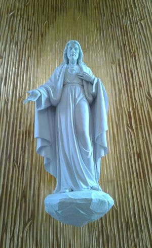 Close-up Catholic Faith Statues And Monuments Jesus Christ Catholic Church Catholic Arcitecture Statue Photography Statue Of Christ Faith Is About Trusting God Even When You Don't Understand His Plan. Faith, Belief, Worship, Creed; Sect, Mosque, Cult, Denomination Showcase March