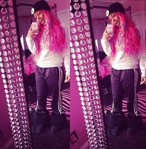 "I wish Bahja could be my ""Young Gee"" I luhh her with all my heart"