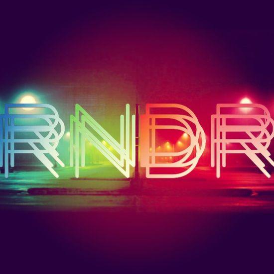 Proximamente . RNDR . Musica Rock Indie.
