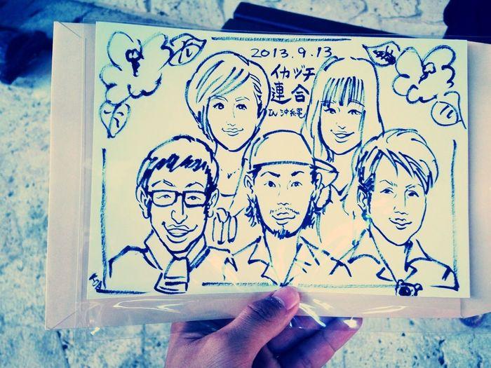 いかづちれんごう☆ 2013 Oknw