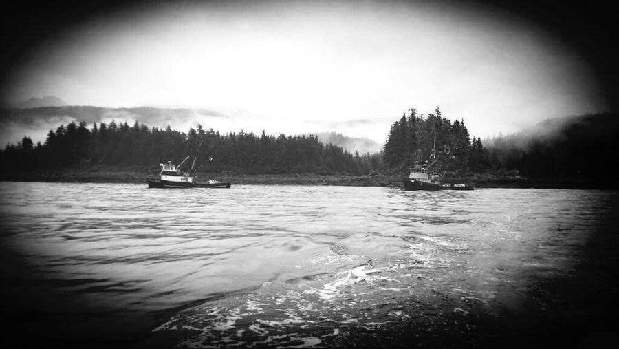 Black And White Photography Alaska